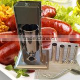 5LBS Stainless Steel manual sausage stuffer