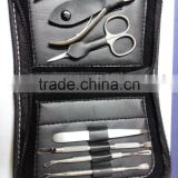 Best quality manicure pedicure tools / nail beauty sharper kit