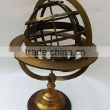 brass handmade antique nauticals globe