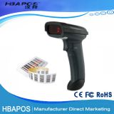 HBA-1698 USB portable barcode scanner 1D bar code reader Laser barcode scanner
