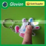 Best seller cute led keychain animal led keychain animal led keychain