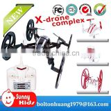 2.4G 4 CH 6 AXIS 4 IN 1 rc quadcopter remote control toys