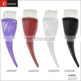 wholesale high quality silicon Hair Color brush set