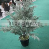 long life time 4 foot fake christmas tree artificial christmas tree in pot