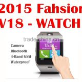 New Arrival Android Smart Watch 2015 with internal <b>GSM</b> GPS Watch <b>Phone</b> Android wifi <b>Bluetooth</b> Smartwatch with Camera
