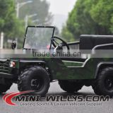 Super Quality Cheap Mini Jeep Willys with Windscreen