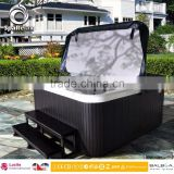 CE certificate Whirlpool Bathtub Outdoor Economic Family Use Ladder for Spa Tub