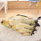 Fish Plush Toy Carp Doll Bolster