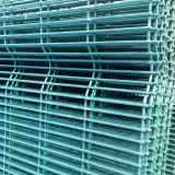 75*12.5MM Mesh Color Coated 358 fence panel
