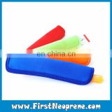 Colorful Persistent Cooler Neoprene Popsicle Sleeve Pouch