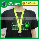 Best seller silk-screen printing lanyard custom lanyards no minimum custom lanyards