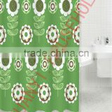polyester <b>shower</b> <b>curtain</b> blue <b>yellow</b> <b>shower</b> <b>curtain</b>