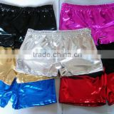Shiny Metallic Shorts Disco
