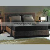 WATER HYACINTH BED/ BEDROOM FURNITURE TCW-WB07