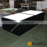 Modular Lighting Stage for Trade Show