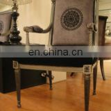 Wooden Baroque Chair Bkc-05