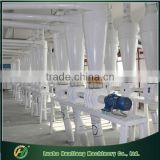 China large capacity wheat grain mill processing line