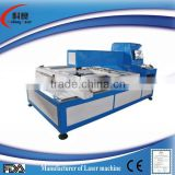 hot sale 25mm plywood/wood/board/mould/plexiglass slide die board laser cutting machine price