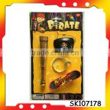 plastic pirate telescope pirate rings for halloween