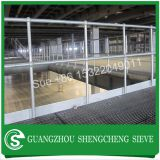 2000mm side angle right Industrial platform Handrail