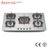 Stainless steel gas hob/86cm kitchen gas stove/Built in 5 burner gas cooker JY-S5028