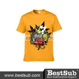BestSub Cotton T-Shirt-Yellow (10/pack)(JA180Y)