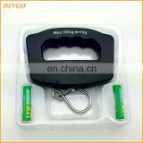 China manufacture digital portable luggage scale with metal