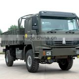 10Ton 4x4 HOWO CARGO TRUCK For Transportation