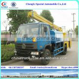 quality CLW5040JGKZ High-altitude Operation Truck