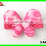 Pink Pretty Plush Butterfly Hair Clip