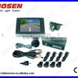KS1-4 Video Parking Sensor with TFT monitor and camera