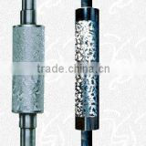 embossing roller metal , seamless ,pipe