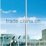15m-60m galvanized stadium lighting pole