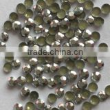 Hot fix Octagon Aluminum beads hot fix rhinestud