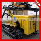 China DTH Wagon Drill for Granite Borehole Drilling in Africa