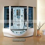 Economic Shower Shower Bath Shower Cabins Price Bath Tub Steam Room Inflatable Spa enclosed glass steam shower room 2013 G160I