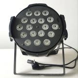 Hot 18PCS RGBW 4in1 10W LEDs Wholesale Indoor Stage PAR Can RGBW LED PAR Light