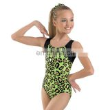 dye sublimation printing training gymnastic wear customized design sexy dance leotards women