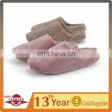 Comfortable warm plush indoor slipper,winter slipper