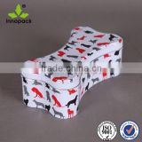 wholesale one-side print bone shaped tin can for gift or food.
