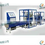 Automatic Big Barrel Lacquer Weighing Filling Production Line