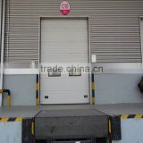 overhead lift <b>industrial</b> sectional <b>sliding</b> <b>doors</b>