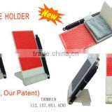 3 in 1 plastic cell phone credit card holder