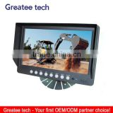9 Inch Car Digital Rear View Monitor for Truck /bus