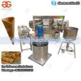 Semi Automatic Ice Cream Cone Making Machine|Rolled Sugar Cone Baking Machine