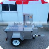 2014 Professional Off Road Small Cold Food Snack Storage Box Trailer for Sale XR-CC120 A