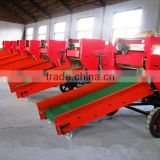 Automatic round and square grass hay baler packing machine in walking tractor
