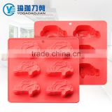 Car Shape Silicone Cake Mould