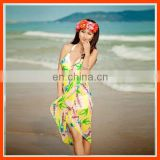 Hot selling beach wrap dress