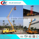 Double Cabin High Altitude Operation Truck, Aerial Platform Machine